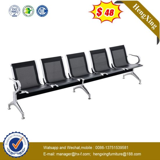 High Quality Stacking Metal Used Discounted Public Waiting Chair