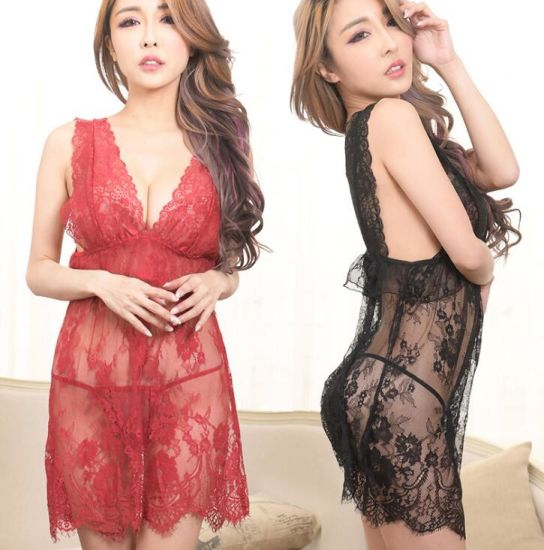 Hot Sexy Erotic Babydoll Women Lingerie M, XL, XXL, Xxxl, 4XL, 5XL, 6XL