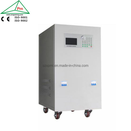 RS232 RS485 Interface 3kVA Programmable Frequency Converter