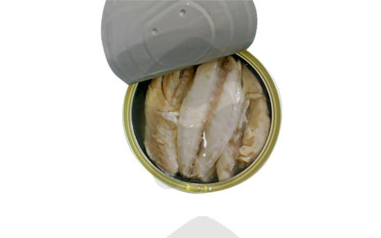 Canned Mackerel Fish in Sunflower Oil