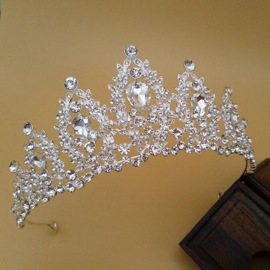 European Style Crown Tiaras Bridal Jewellery Custom Hair Ornaments pictures & photos