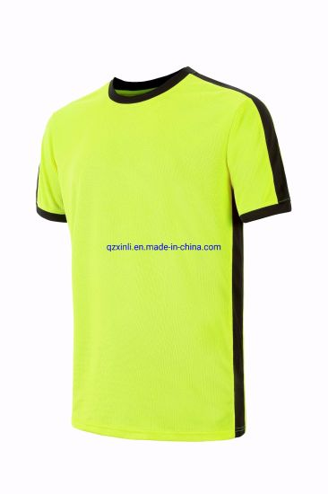 Breathable Quick Dry T Shirt for Sports Use