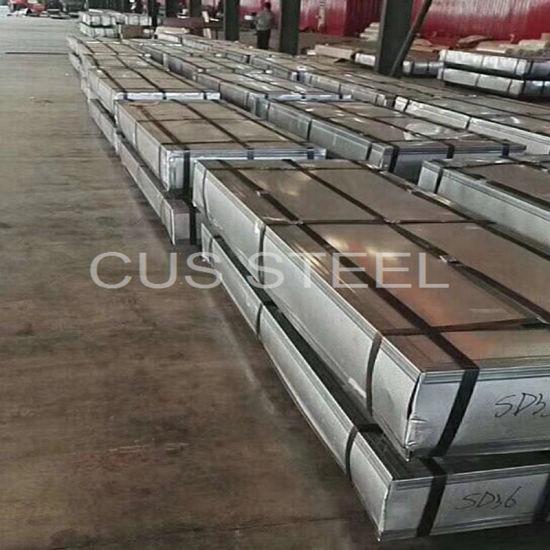 China Enamel Paint Corrugated Metal Roofing Ppgi Steel Ceiling
