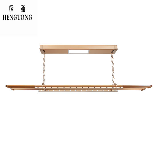 Intelligent Ceiling Clothes Drying Rack Laundry Room Hanging