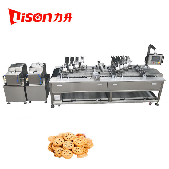 Factory Prices High Speed Filling Cream Biscuit Sandwich Machine Most Popular in Pakistan