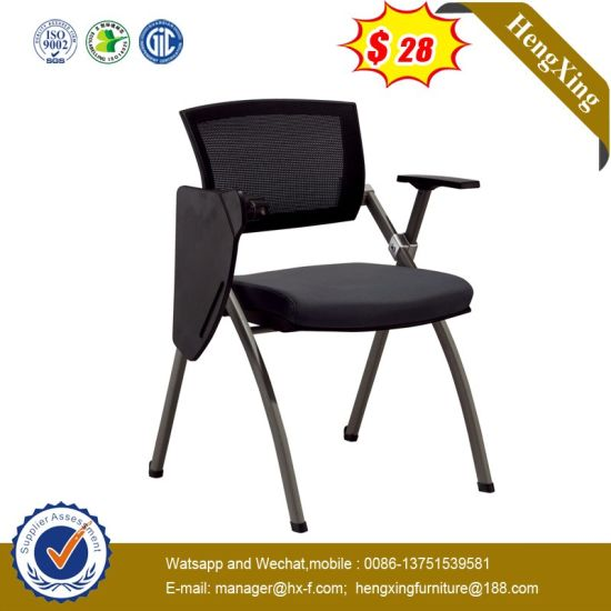 Durable Plastic Back Arm School Furniture Training Conference Chair pictures & photos