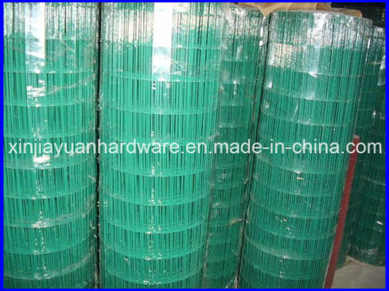 China Hot Dip Galvanized Pvc Coated Welded Wire Mesh For Sale