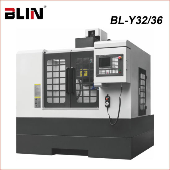High Quality CNC Milling Machine with Germany Technology (BL-Y25/32A/36) pictures & photos