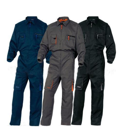Cheap OEM Design Cotton Wholesale Work Coveralls for Men pictures & photos