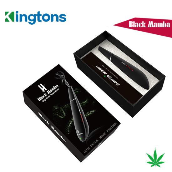China Free Sample Mini Electronic Vapor Kit Black Mamba