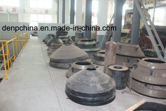 Cone Crusher Parts Mantle Bowl Liner pictures & photos