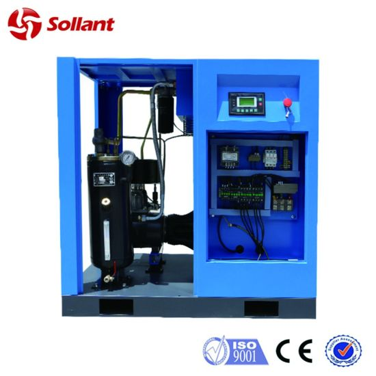 Hanbell Air End Fixed Speed Screw Air Compressor for Sale
