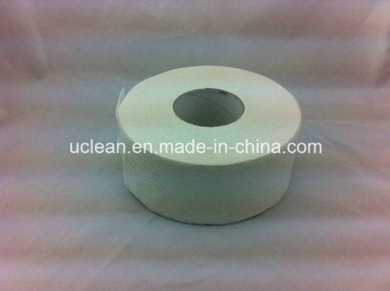 China Jumbo Roll Toilet Tissue Paper 1 Ply 500meters - China Jumbo ...