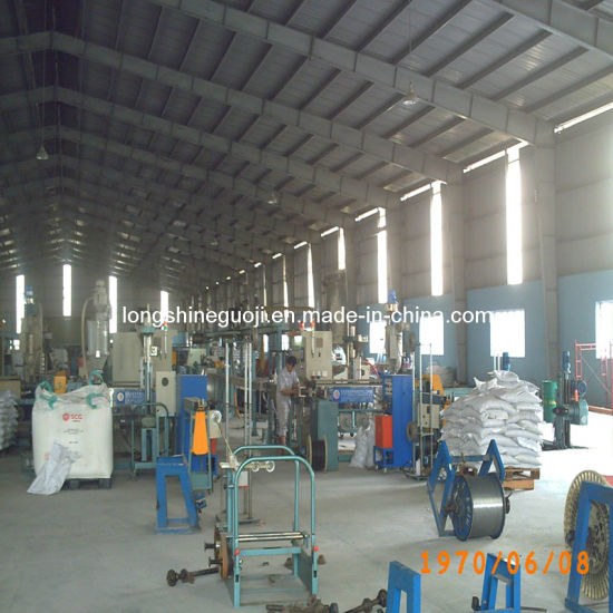 Plastic Machine Wire and Cable Extruder pictures & photos