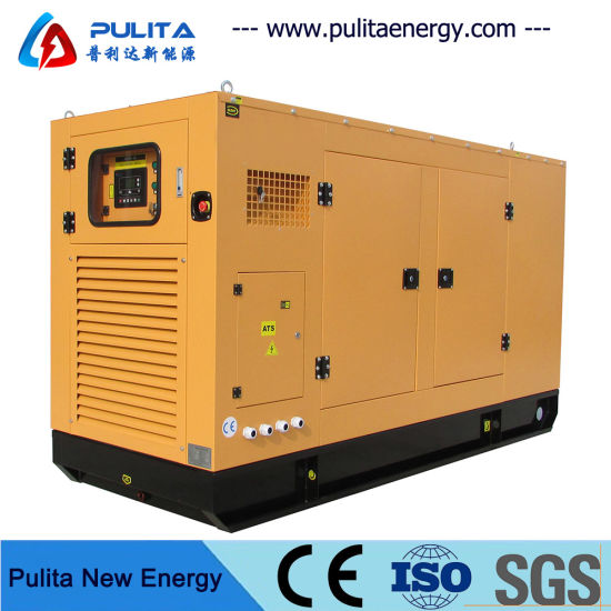 Ce ISO Factory Price 62.5kVA 50kw Biomass Electric Generator pictures & photos