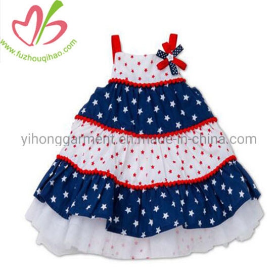 Hot Selling Children Fancy Dress Tutu Skirt for Girls