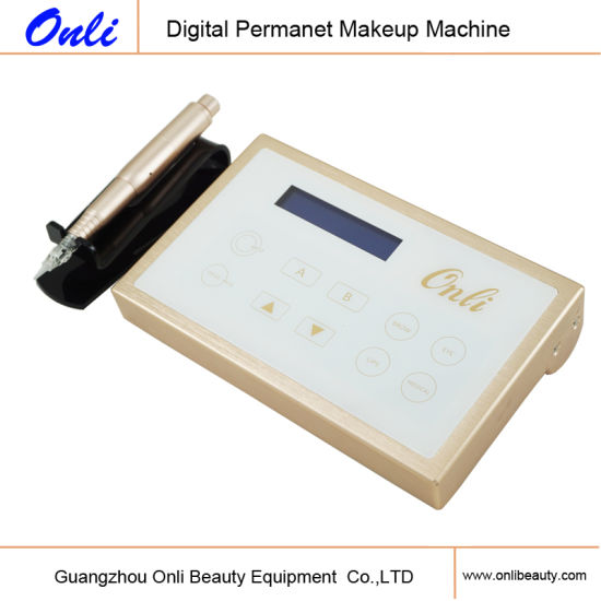 Onli Beauty Newest Digital Contour Permanent Makeup Machine O-1 pictures & photos
