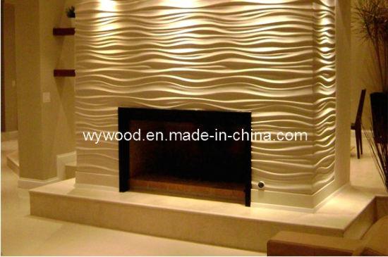 MDF 3D Wave Board (No. 1)