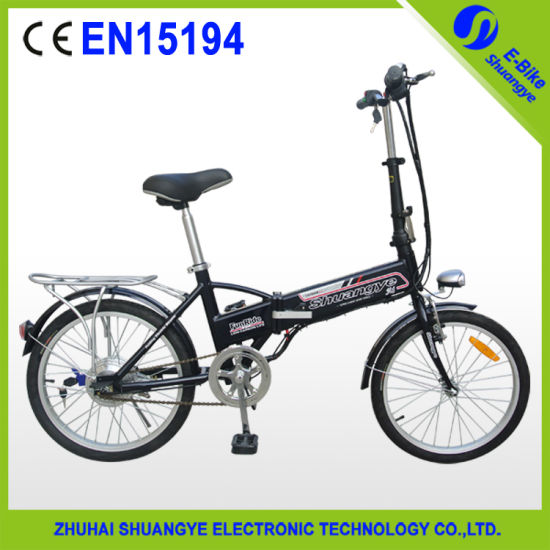 Trendy Designed 36V 20 Inch Electric Bicycle pictures & photos