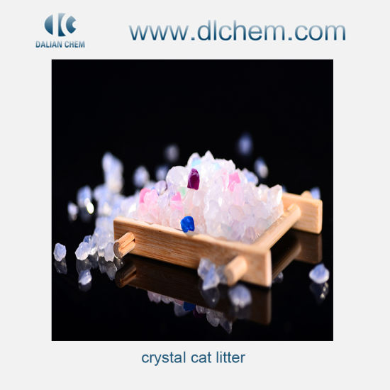 All Kinds of Crystal Silica Gel Cat Litter #02 pictures & photos