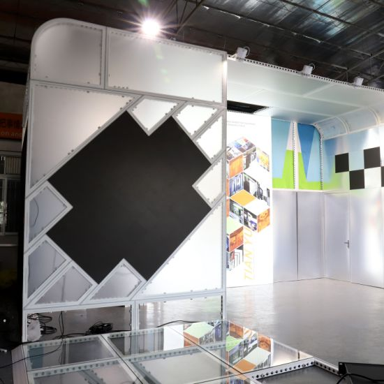 Exhibition Booth Size : China portable transporting customized exhibition booth design