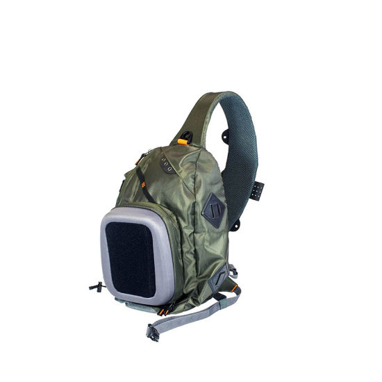Durable Fly Fishing Sling Pack Great for Wading Rivers and Streams
