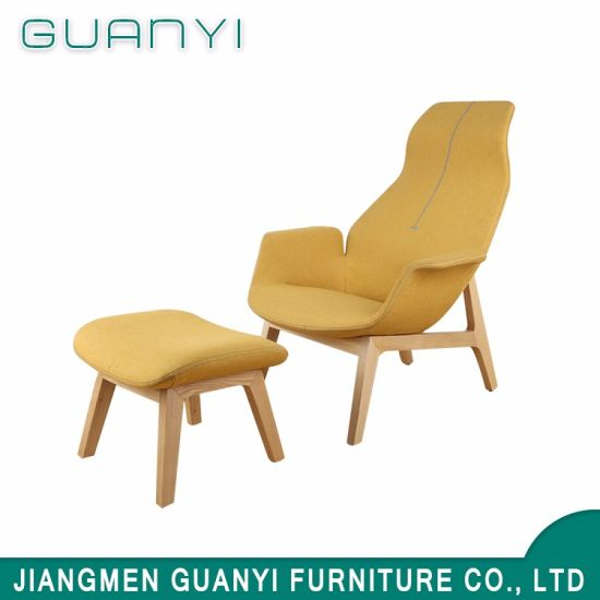 Astounding China Wing High Back Reclining Chair With Footrest China Machost Co Dining Chair Design Ideas Machostcouk
