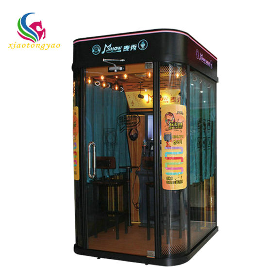 Best Selling Amusement Simulator Arcade Music Singing Game Machine for Game Cneter pictures & photos