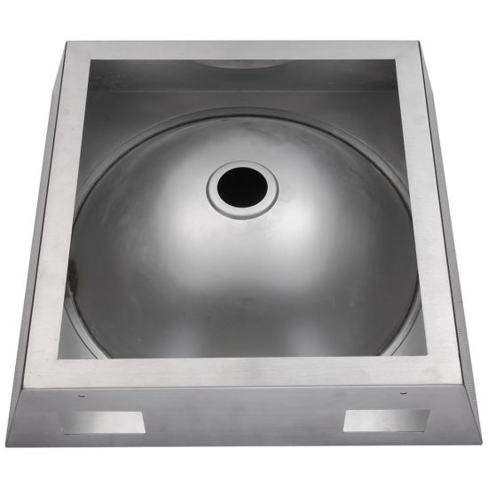 Over Topmount Sink, Stainless Steel Bathroom Sink (B05-7) pictures & photos