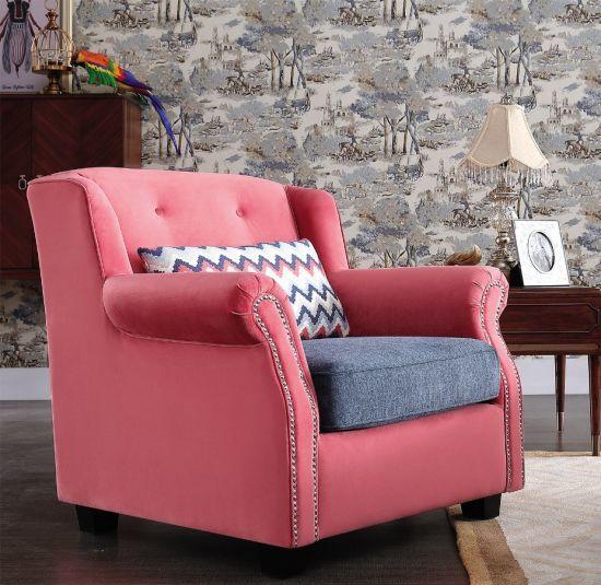China Cheap Fabric Sofa Promotion Sofa - China Sofa Set, Home Sofa