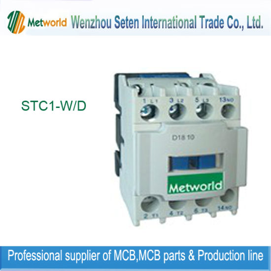Electrical Contactor Magnetic Contactor AC Contactor 3 Phase Relay Contactor