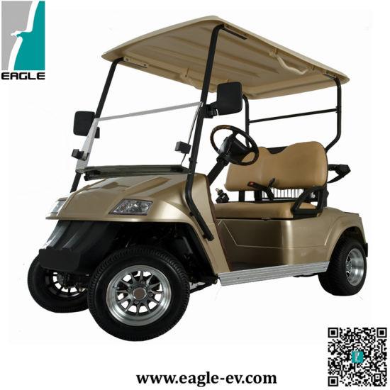 China Electric Golf Cart, Golf Buggy, 2 Seats, Eg2028k02, CE ... on