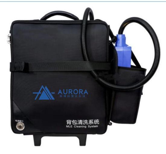 Aurora Laser 50W Backpack Portable Laser Cleaning Machine
