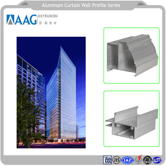 China Well Fabrication Unitized Aluminum Video Wall and