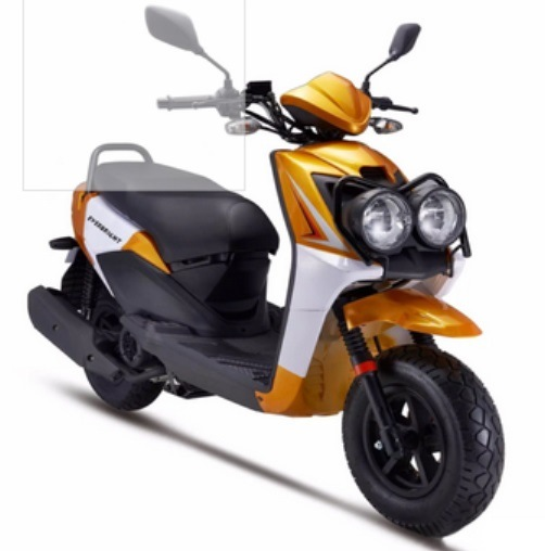 China Popular Electric Motorcycle Scooter