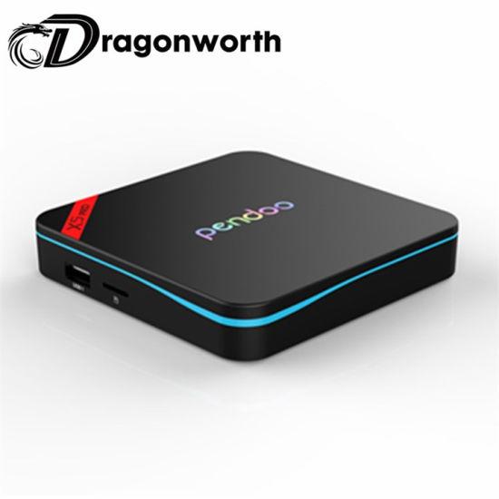 China Supplier Pendoo X5 PRO Rk3229 1g 8g TV Box Kodi Android IPTV Set Top Box High Quality Trade Assurance