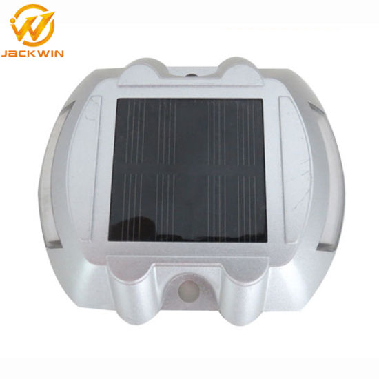 Traffic Safety Products Aluminum Solar LED Road Stud (SRS-001) pictures & photos