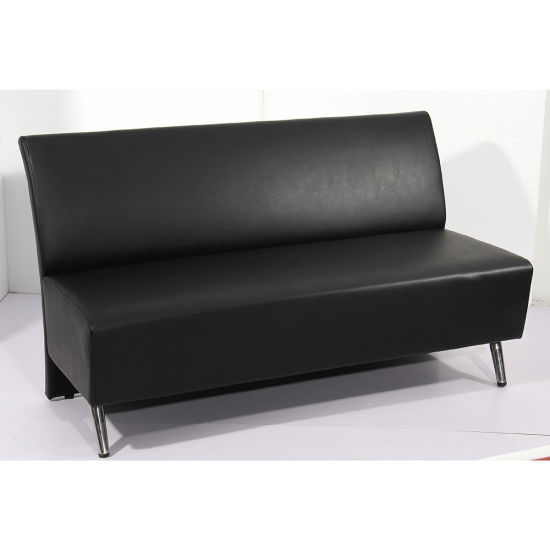 Long Salon Waiting Chair Business Reception Sofa Chair Wholesale