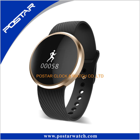 New Style Capacitive Touch Screen Rechargeable Smart Watch for Android pictures & photos