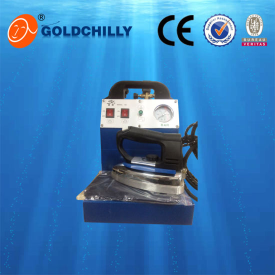 Hot Selling Industrial Steam Iron with Boiler