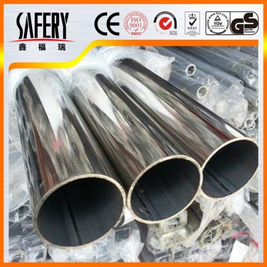 304L 316L Seamless Stainless Steel Pipe pictures & photos