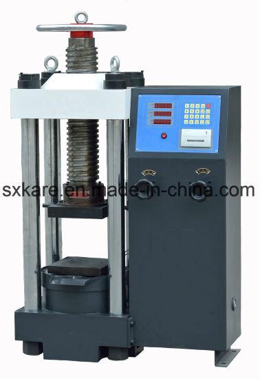 Digital Display Hydraulic Pressure Tester (YE-3000C)