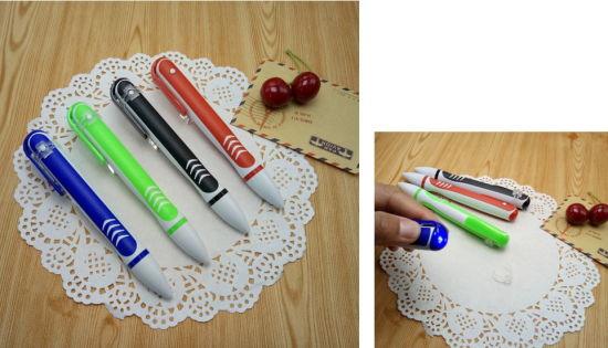 Plastic LED Light Pen