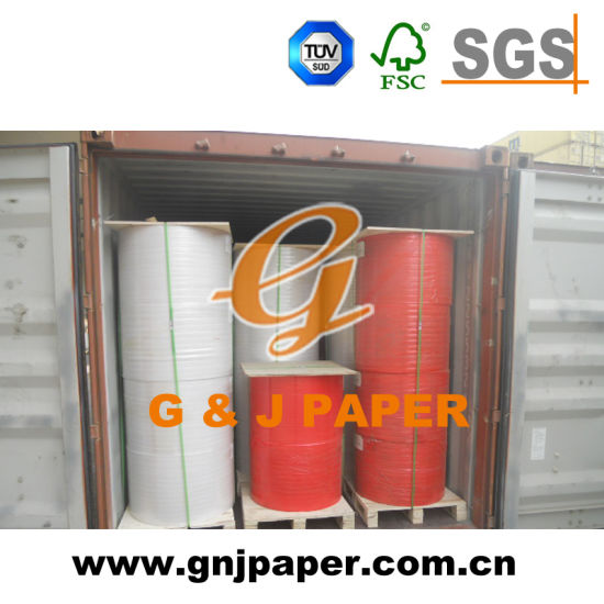 Jumbo Roll Carbonless/NCR Paper for Continue Form Production pictures & photos