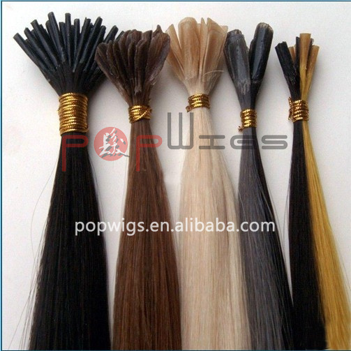Nail Silicone Base Fusion Hair Extension (PPG-l-0350) pictures & photos