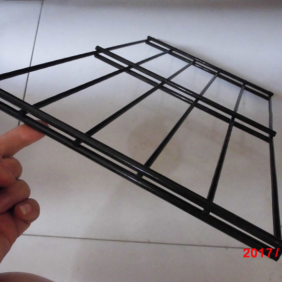 Strong Wire Mesh Safety Steel Iron Garden Fence