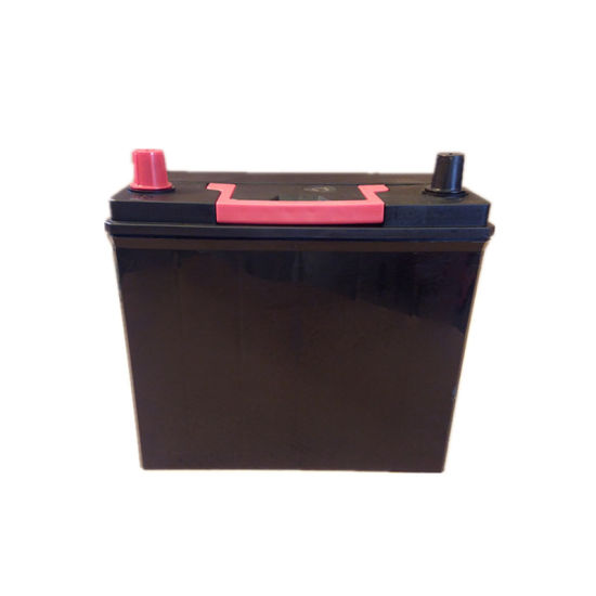 JIS Standard Low Maintenance Wet Charged Car Battery N40lmf 12V40ah pictures & photos
