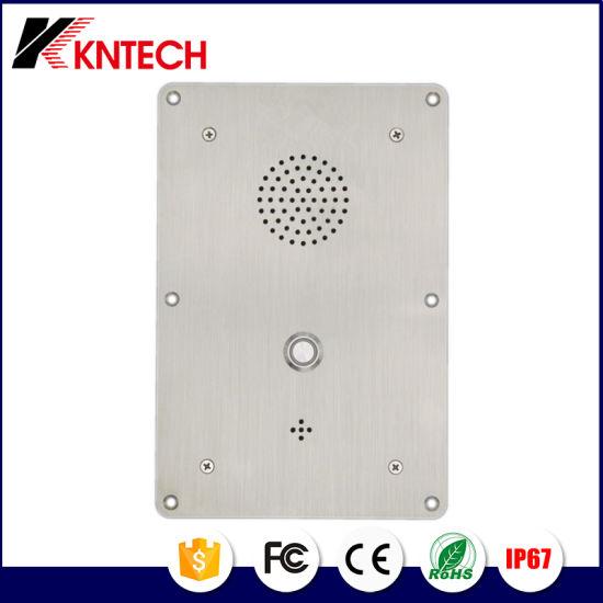 IP Network Audio Intercom Weatherproof Telephone Elevator Telephone