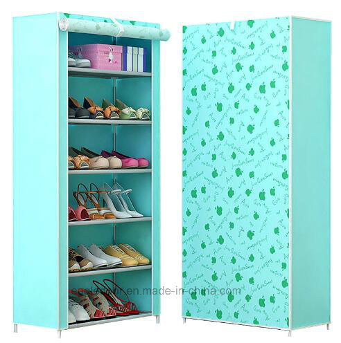Shoe Cabinet Shoes Racks Storage Large Capacity Home Furniture Diy Simple Portable Rack Fs 08b 2018