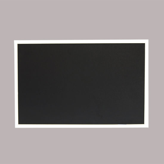 China Non Magnetic Chalk Blackboard with Wooden Frame-Size: 40*60 Cm ...